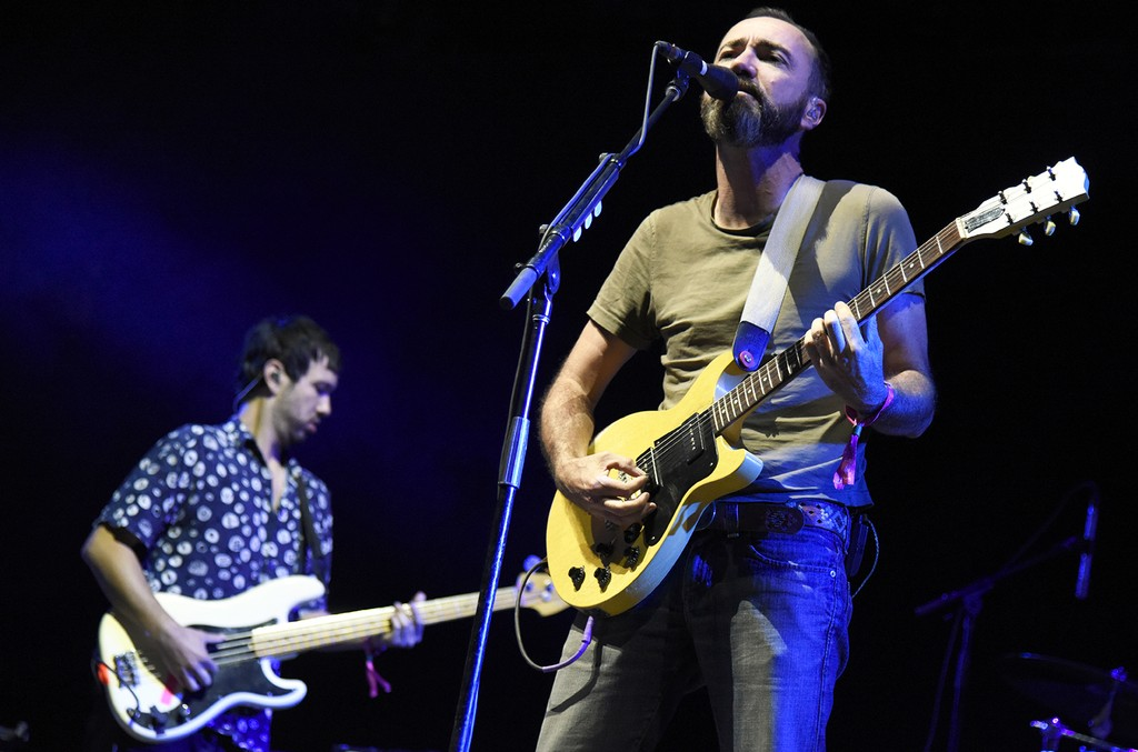 The Shins perform in 2016