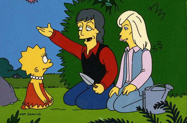 Here S Every Musical Guest On The Simpsons In Chronological Order Billboard