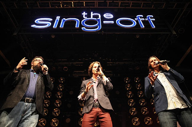 The Sing Off, 2013.