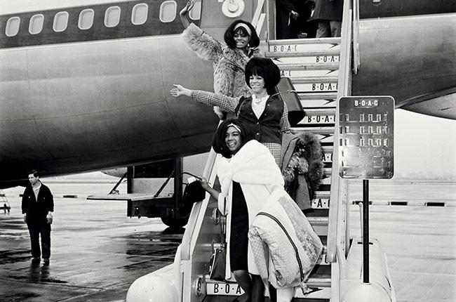 The Supremes, 1965.
