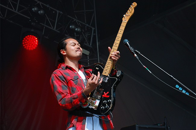 The Temper Trap at Lollapalooza 2014