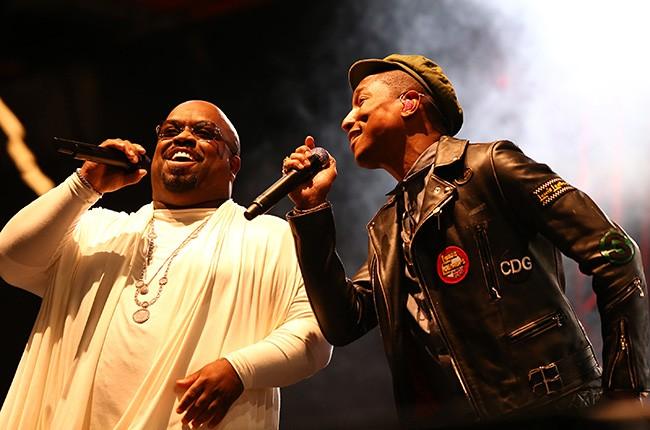 CeeLo Green and Pharrell