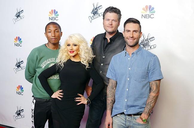 The Voice Judges