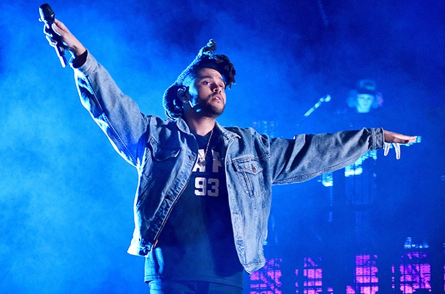 The Weeknd 2015