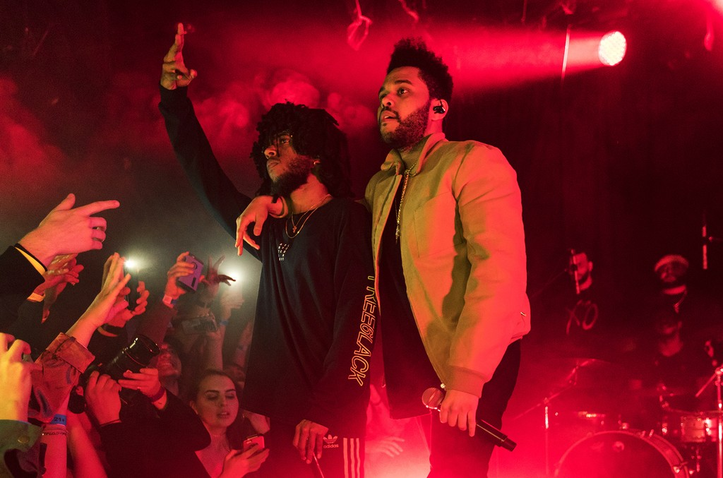 6lack & The Weeknd
