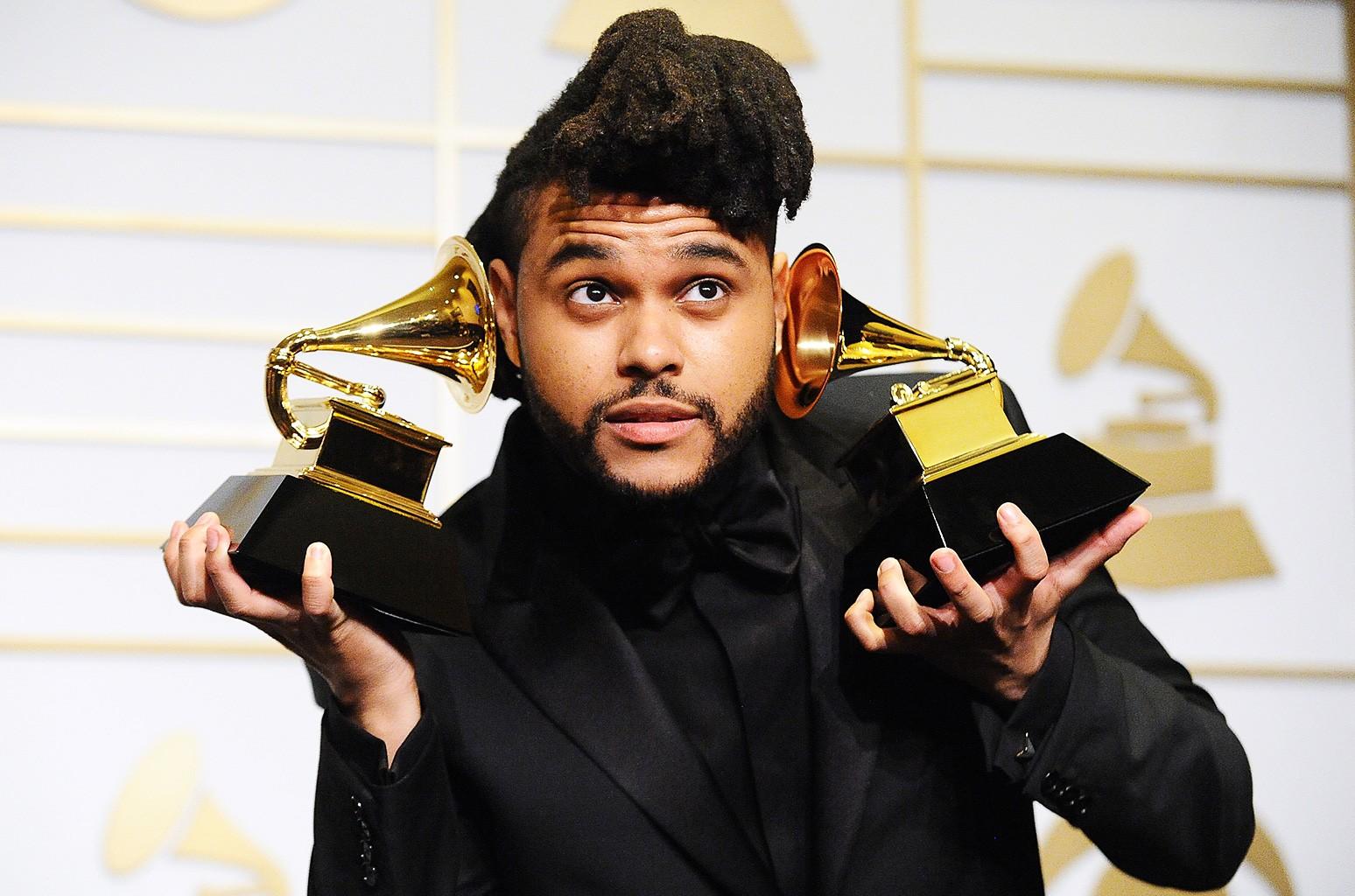 The Weeknd, Grammys 2016