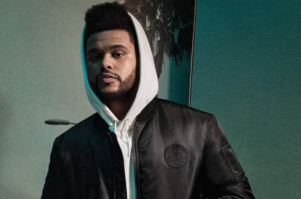 The Weeknd x H