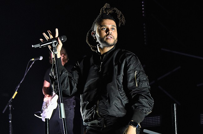 The Weeknd Hot 100 Festival 2015