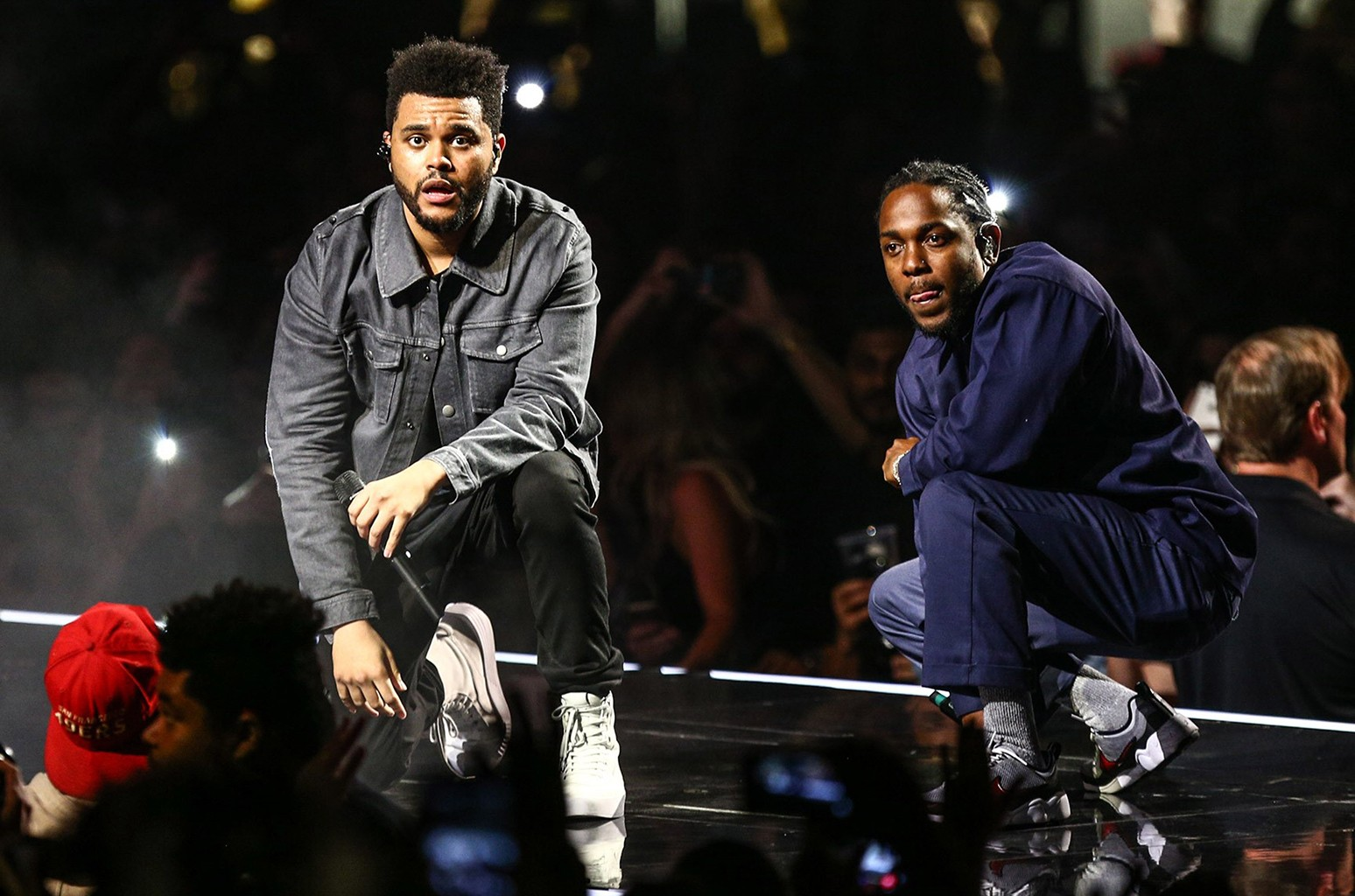Kendrick Lamar & The Weeknd
