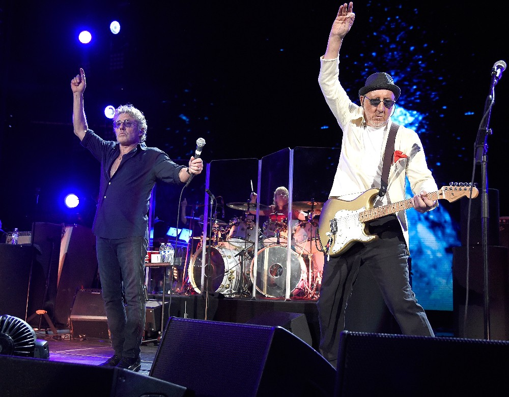 The Who Hit 50 2016