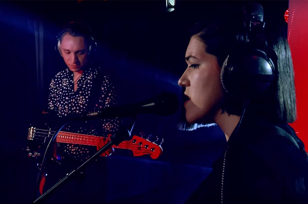 The xx cover 'Too Good' by Drake and Rihanna for BBC Radio 1's the Live Lounge