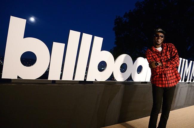 Theophilus London Billboard & Jimmy Choo Men of Style