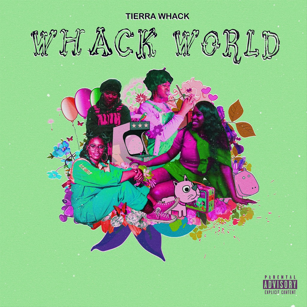 19. Tierra Whack, 'Whack World'