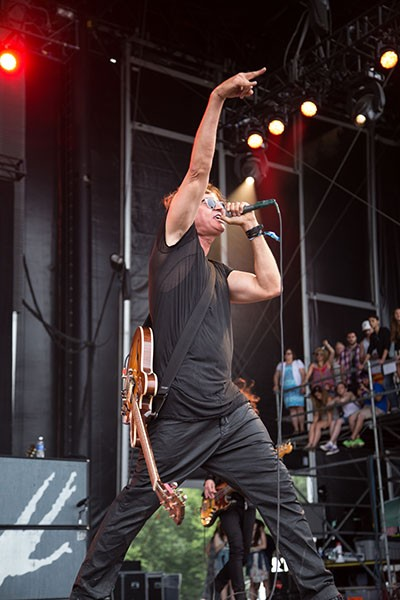 Third Eye Blind at Firefly 2014