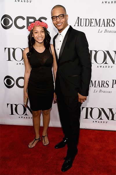 T.I. attends the 68th Annual Tony Awards
