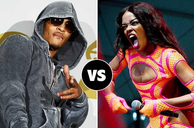 T.I and Azealia Banks