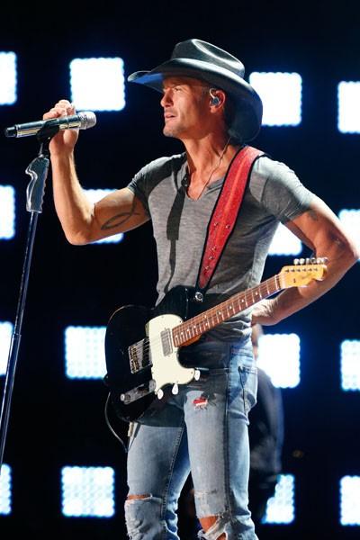 Tim McGraw, CMA Musica Festival