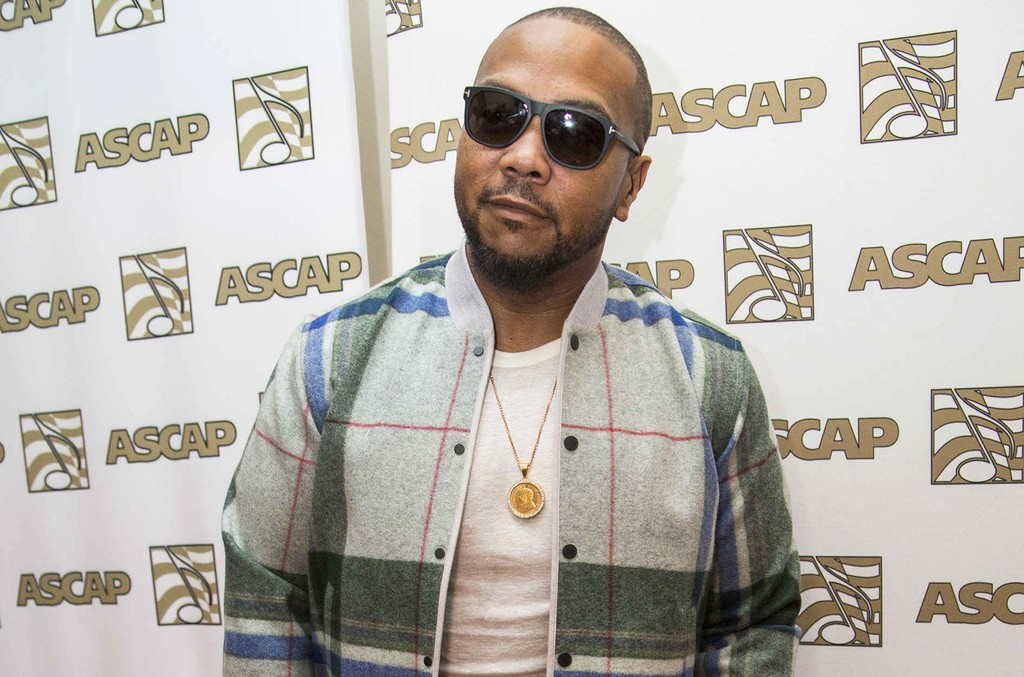 Timbaland attends the ASCAP 3rd Annual Legends Dinner
