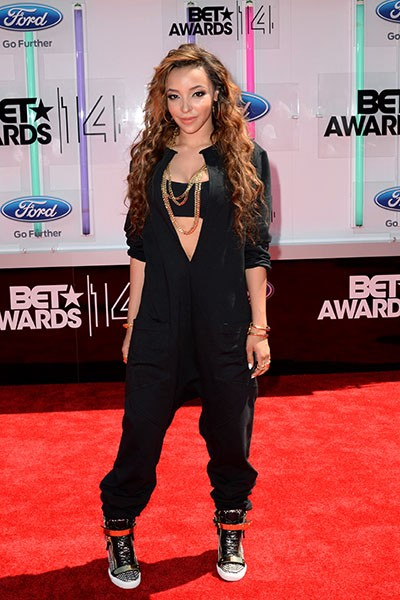 Tinashe at the BET Awards