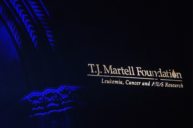 T.J. Martell Foundation's 39th Annual New York Honors Gala