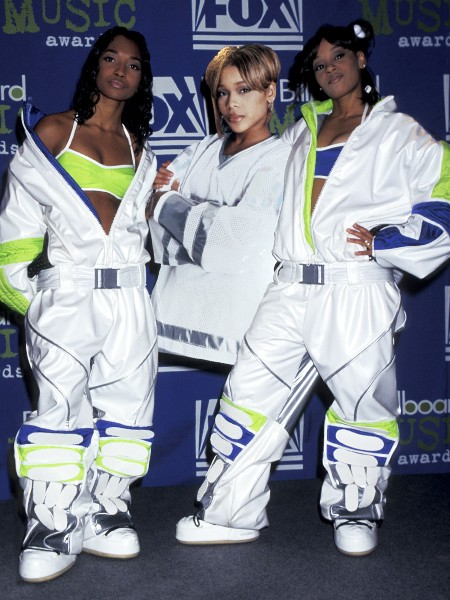 TLC at the 1995 Billboard Music Awards