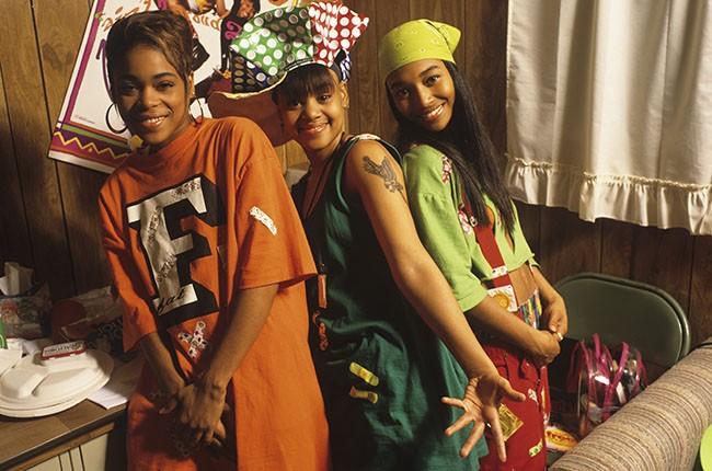 TLC, 1995.
