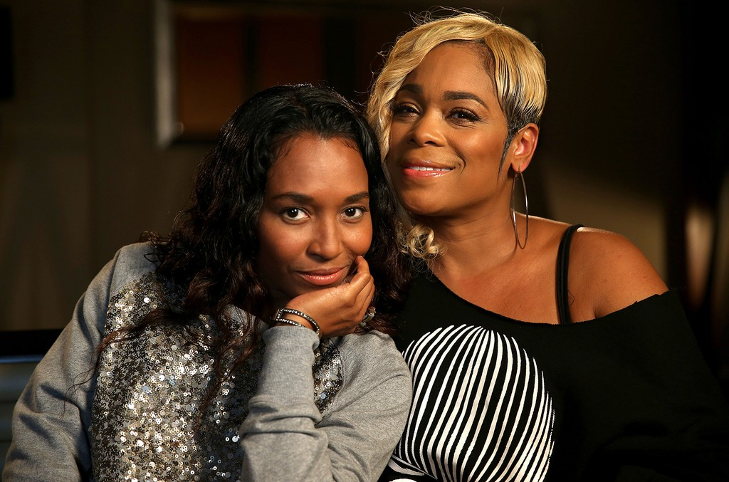 TLC photographed at the Four Seasons Hotel on June 5, 2014 in Sydney, Australia.