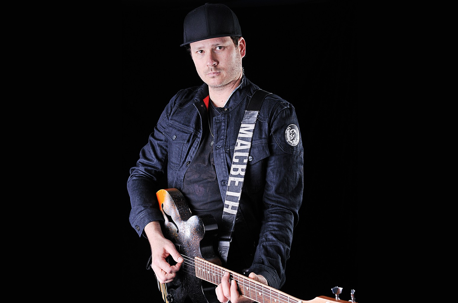 Tom DeLonge photographed in 2012