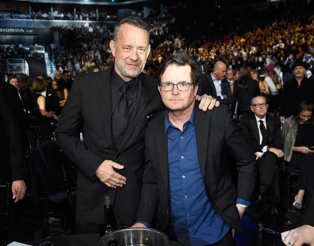 Tom Hanks & Michael J. Fox
