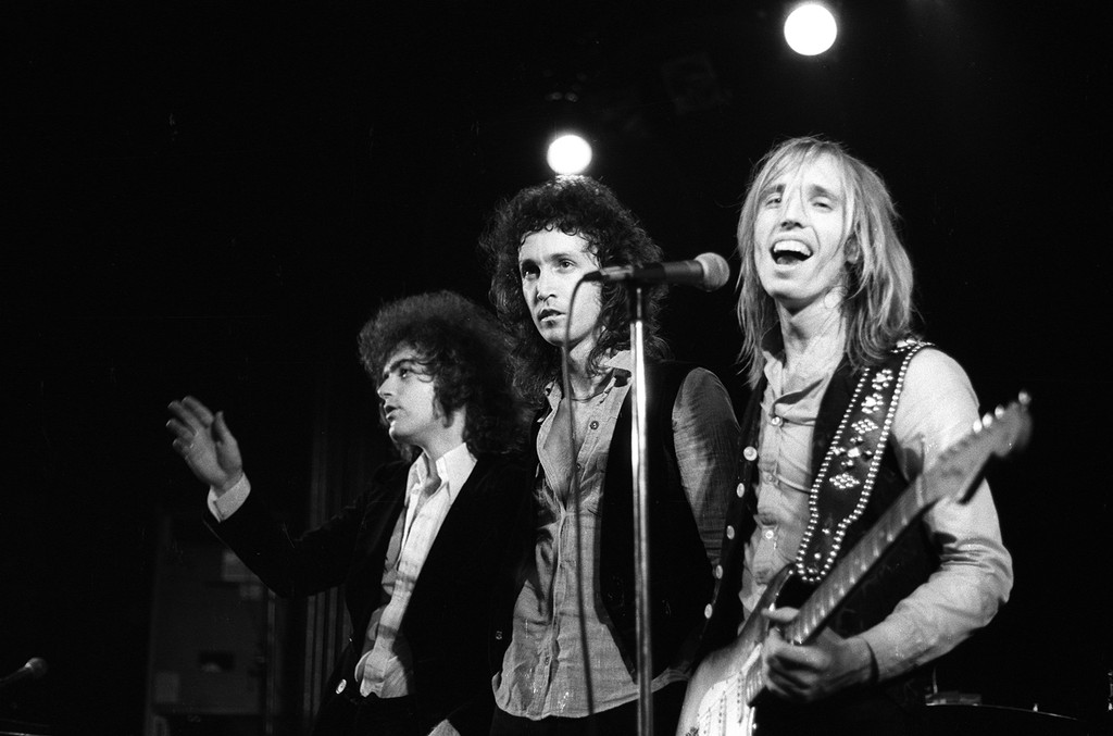 Tom Petty and The Heartbreakers, 1977