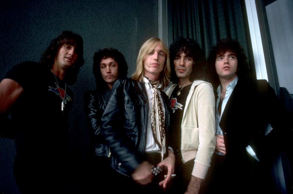 Tom Petty & The Heartbreakers, 1977