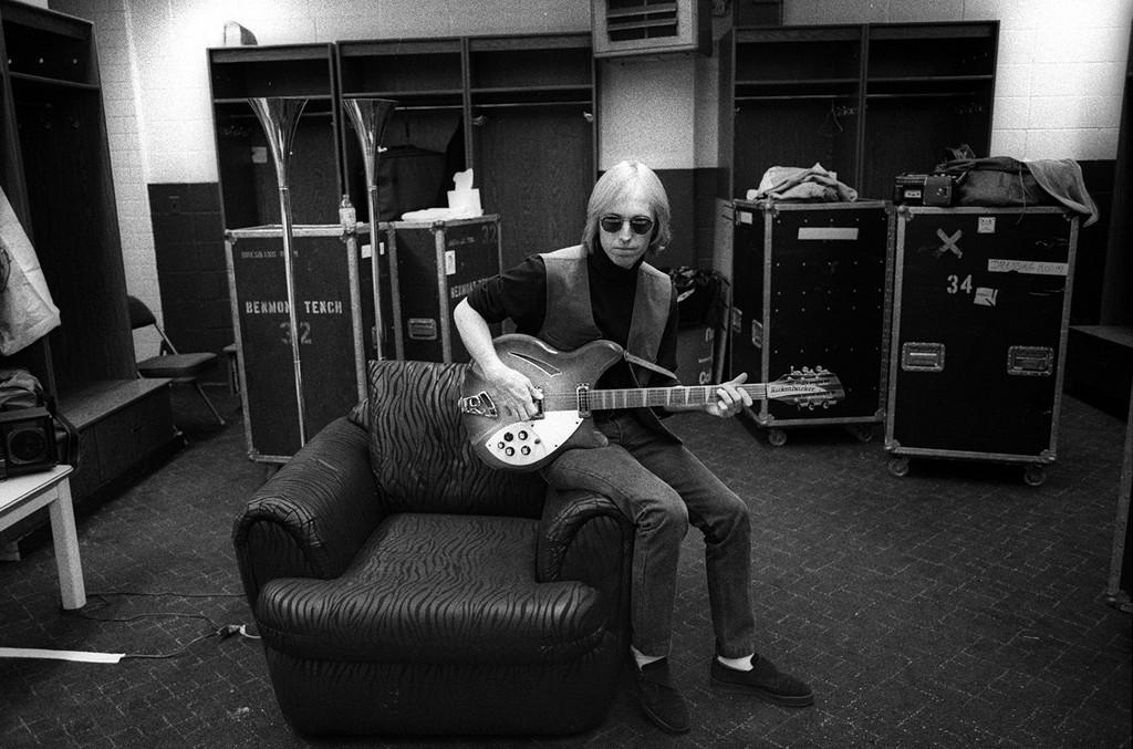 Tom Petty, 1990