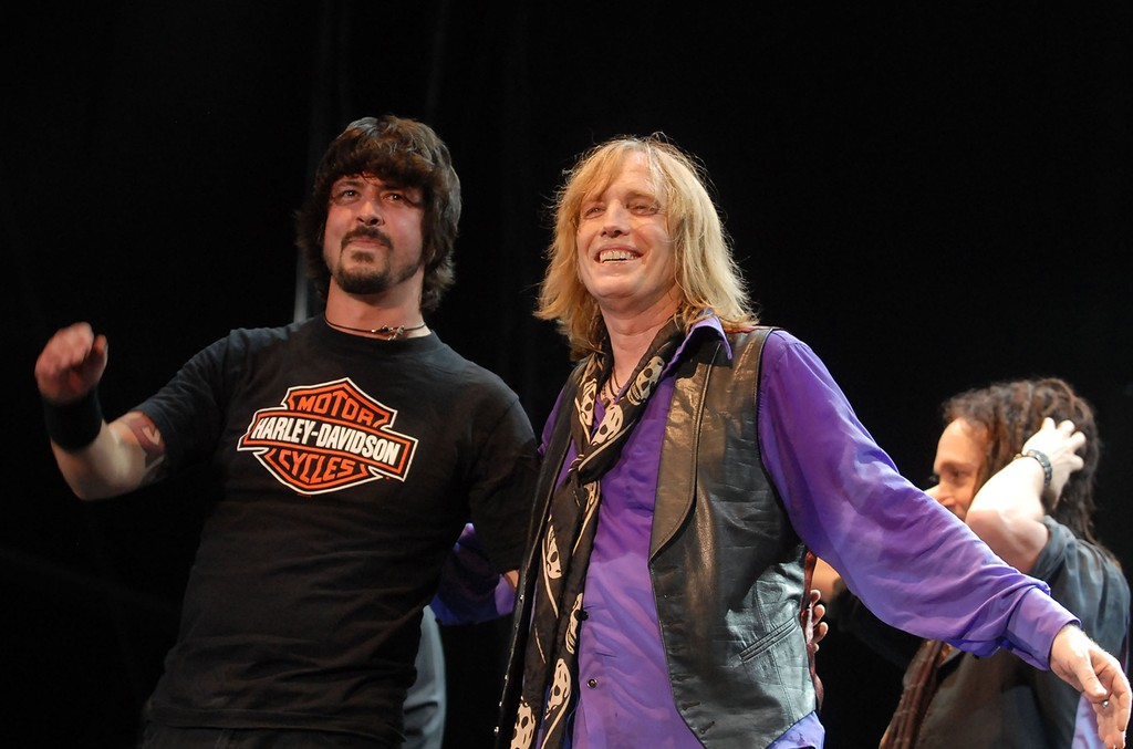 Dave Grohl & Tom Petty, 2006