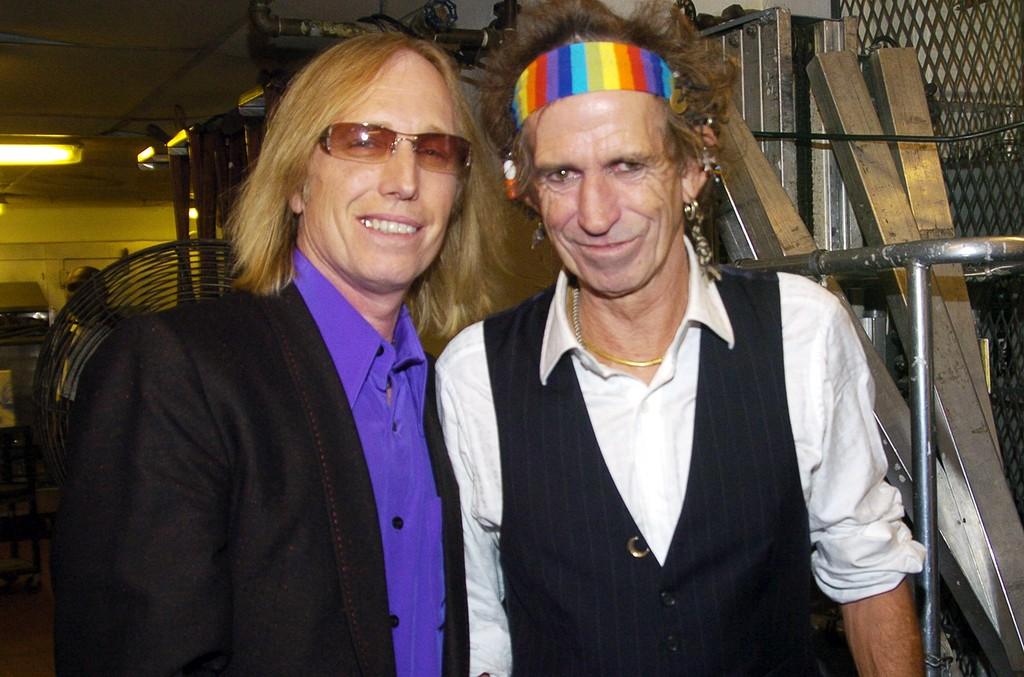 Tom Petty & Keith Richards, 2004