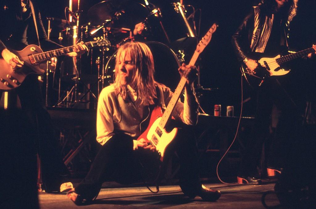 Tom Petty, 1977