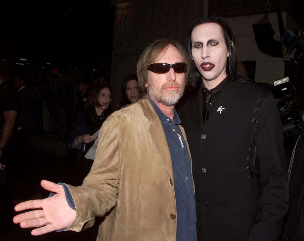 Tom Petty & Marilyn Manson, 2001