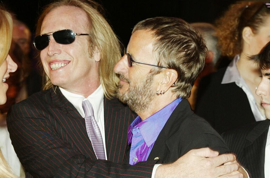 Ringo Starr & Tom Petty, 2003