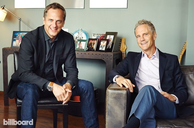 Corner Office: Clear Channel's Tom Poleman and John Sykes