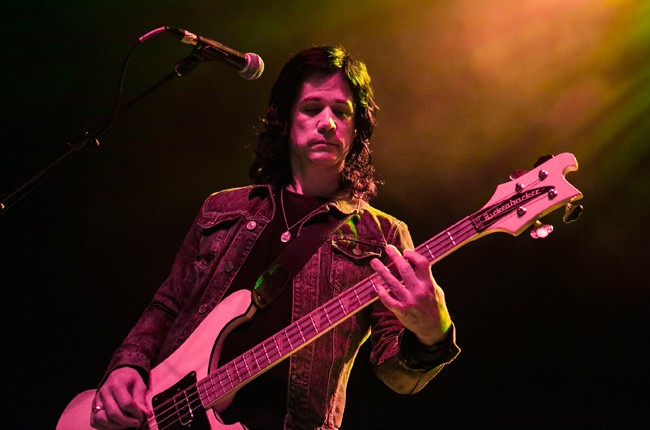 Tommy Black of Scott Weiland and the Wildabouts