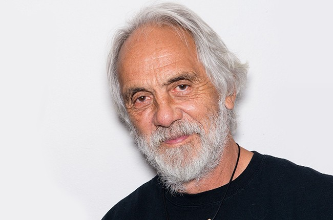 Tommy Chong on June 22, 2013 in Albuquerque, New Mexico.