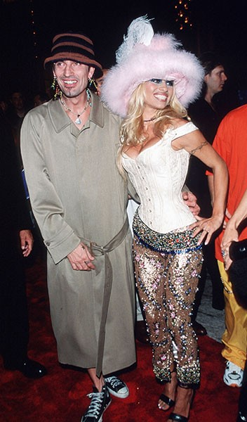 Tommy Lee & Pamela Anderson