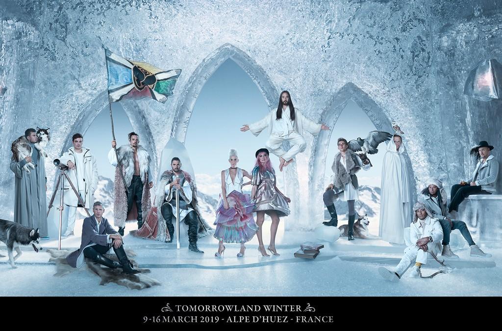 Tomorrowland artists
