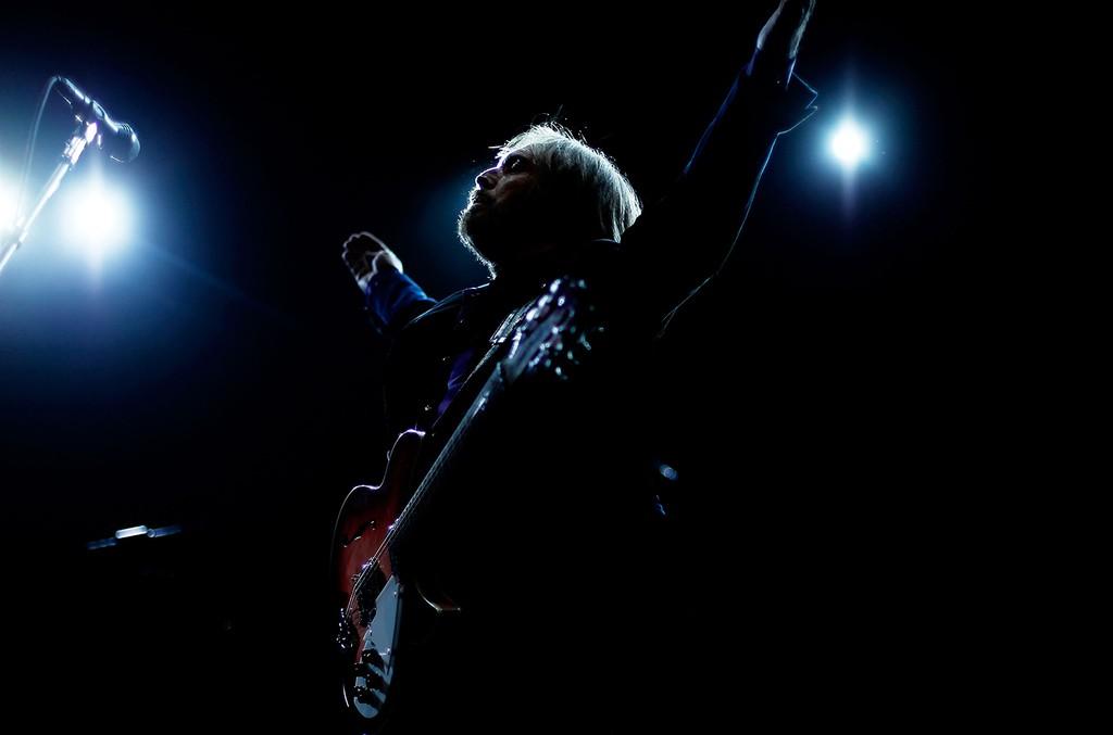Tom Petty, 2010