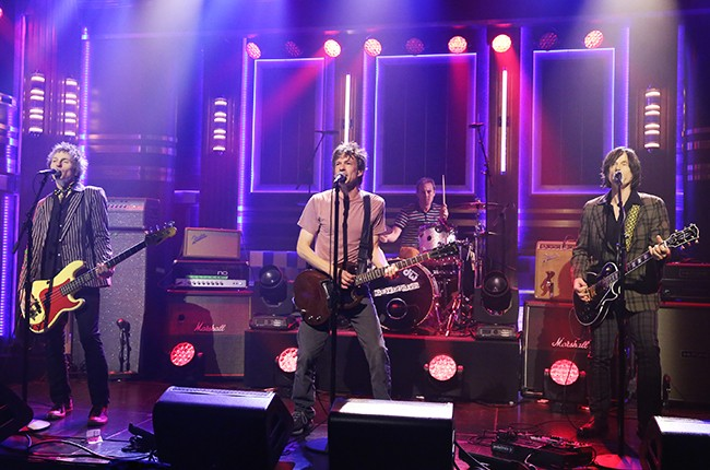 The Replacements on The Tonight Show