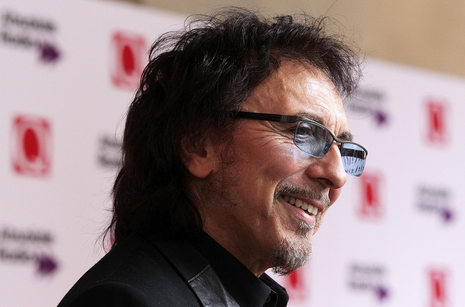 Tony Iommi in 2015