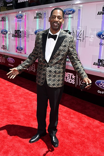 Tony Rock at the BET Awards