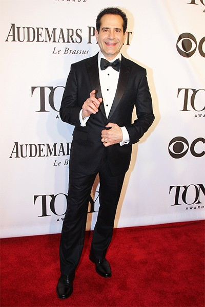 Tony Shalhoub attends the 68th Annual Tony Awards