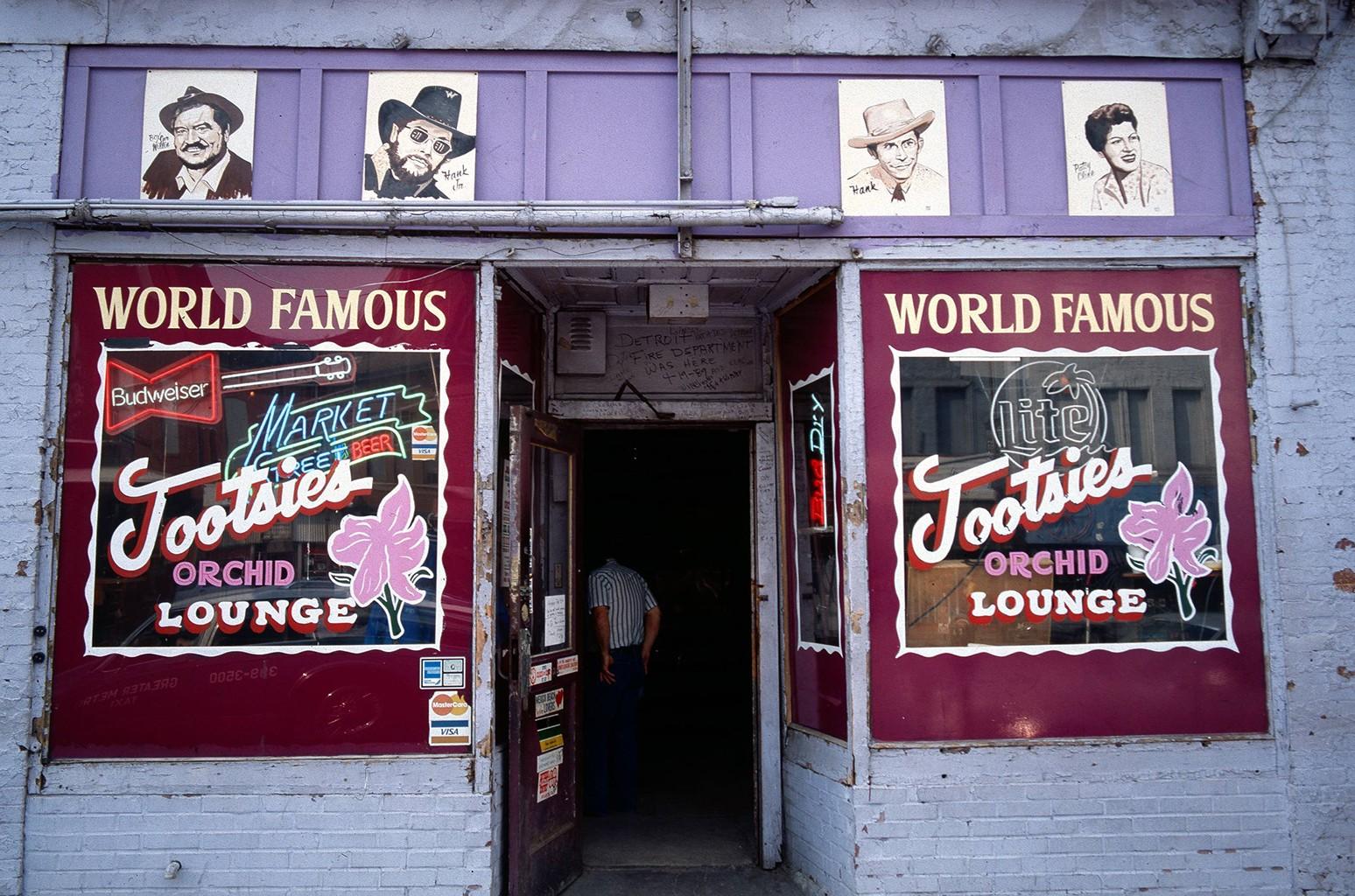 Tootsie's Nashville