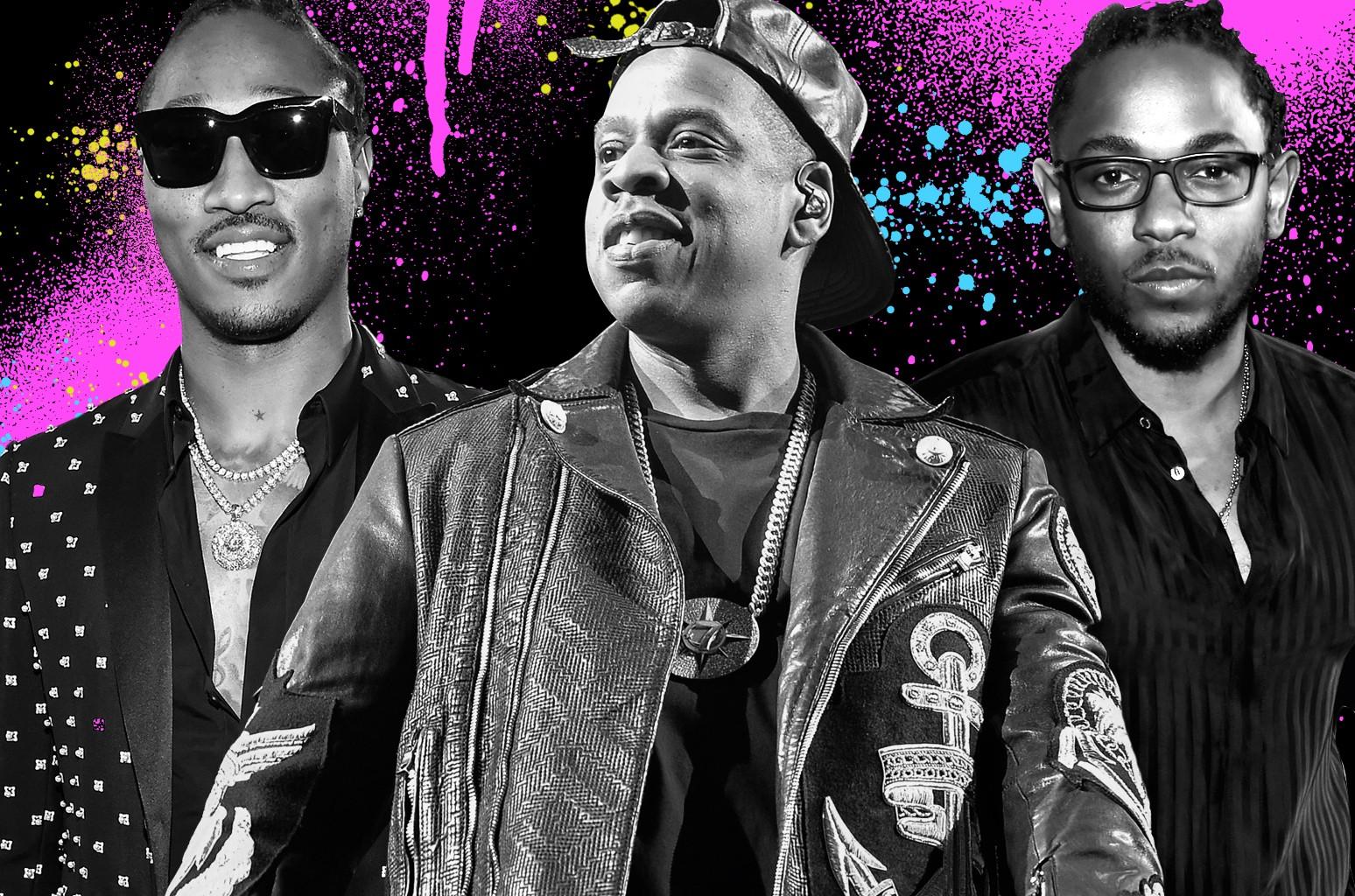 Future, Jay-Z & Kendrick Lamar