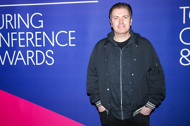 Founder/CEO of Insomniac Pasquale Rotella attends the 2014 Touring Conference and Awards